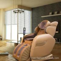 Buy cheap Zero Gravity Heated Reclining Upholstery Massage Chair from wholesalers