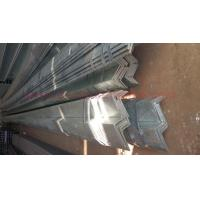 Buy cheap Hot Dipped Galvanized Steel Angle for Frames, shelves, from Wholesalers
