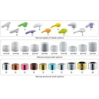 Buy cheap Plastic Hand Lotion Pump With Aluminum Cover 24/410 from Wholesalers