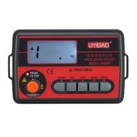 Buy cheap UA60E+Professional Insulation Resistance Tester from Wholesalers