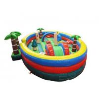 Buy cheap Bounce House With Slide from Wholesalers