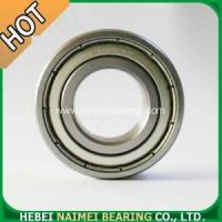 Buy cheap 20*42*12 mm Single Row Deep Groove Ball Bearing 6004 from Wholesalers