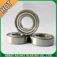Buy cheap High Precision Deep Groove Ball Bearing 6003ZZ from Wholesalers