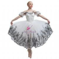 Buy cheap Classical ballet tutu Item No.: BL-1231 New Long Romantic Ballet Tutu from wholesalers