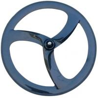 China China supplier of 56mm road 3 Spoke carbon wheels 700c clincher bicycles carbon wheels on sale
