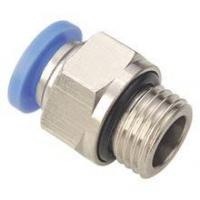China One Touch Tube Fitting with O-Ring - PC-G Male Connector on sale