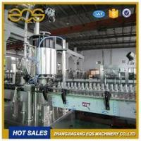 Buy cheap Hot Sale Automatic Beer Bottle Capping Machine for Crown Cap Screw Cap and Pull-Off Cap from Wholesalers