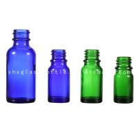 Buy cheap 5ml 10ml 15ml 20ml 30ml 50ml 100ml Empty Essential Oil Glass Bottle dropper with cap from Wholesalers