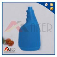 Hot Sell 1 Liter PE Detergent Bottle,Plastic PE Bottle With 28/410 Trigger Sprayer