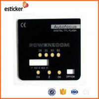Buy cheap New Style Waterproof Proton Exchange Machine Membrane Switch from Wholesalers