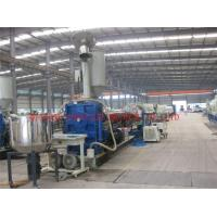 Buy cheap Plastic Pipe Production Extrusion Line (Dim.16mm-1200mm) from Wholesalers