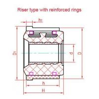 Buy cheap Riser type commutator with reinforced rings from Wholesalers