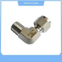 Quality Steel Male Elbow Pipe Fittings wholesale