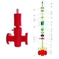Buy cheap Hydraulic Gate Valves from wholesalers