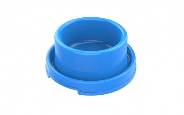 Quality Anti-Ant Plastic Pet Food Bowl for Dogs Cats for sale
