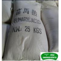 Buy cheap foods with fumaric acid 99% high purity food grade Fumaric acid powder CAS110-17-8price fumaric acid from Wholesalers