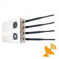 Buy cheap Adjustable GPS Signal Blocker Jammer Cell Phone Jammer from Wholesalers