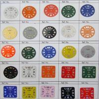 Buy cheap Colourful Watch Dials from Wholesalers