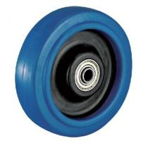 Buy cheap Product Model:A2072 Product Name:Medium Duty Elastic Rubber wheel caster from Wholesalers