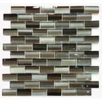 Buy cheap Mosaic Hand Painted Crystal Glass Mosaic for Kitchen from wholesalers