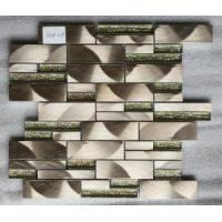 Buy cheap Mosaic Golden Aluminum Mosaic from wholesalers