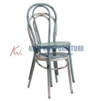 Buy cheap Vintage Style Restaurant Series Metal Dining Chair Peacock Chair from wholesalers