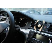 Rose Gold Color M Shape Air Vent In Car Simple Mobile Phone Holder With Best Quality