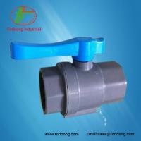 Buy cheap PVC Two Piece Ball Valve from wholesalers