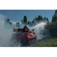 Buy cheap Water Mist Fire Fighting Armored Vehicle ( HPS ) from wholesalers