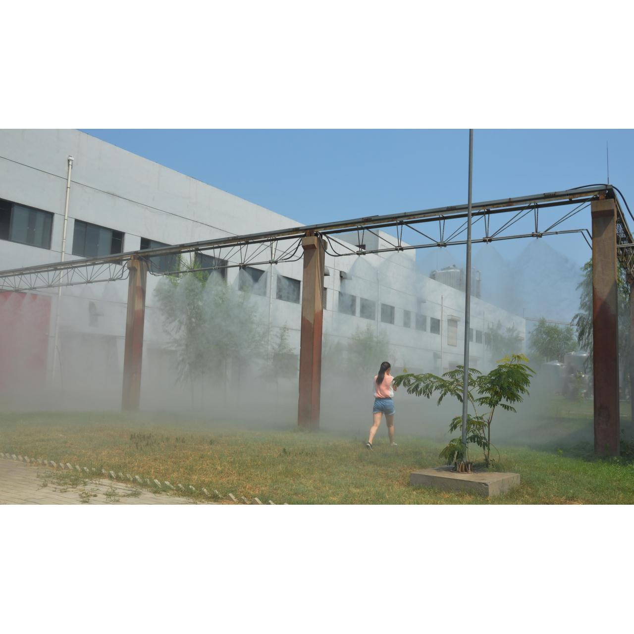 Buy cheap High-pressure Water Mist Fire Separation and Smoke Reduction System ( HPS ) from wholesalers
