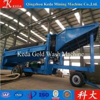 Buy cheap 150-200ton/h Placer Gold Mining Equipment from Wholesalers