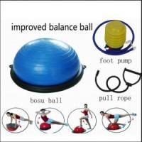 Buy cheap China Balance training ball Supplier from Wholesalers