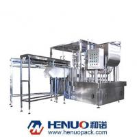 Buy cheap Doypack filling capping machine from Wholesalers