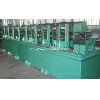 Automatic Motorcycle Rim Forming Making Machine