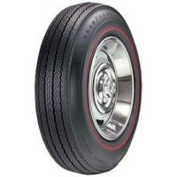 "ALL Bias Ply Tires 775-15 Goodyear Power Cushion Redline .350"" R/S '67 only"
