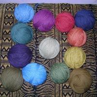 Buy cheap Herbal Dyed Wool Yarn from wholesalers