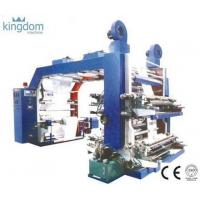 Buy cheap High Speed Four Colors Flexographic Printing Machine from wholesalers