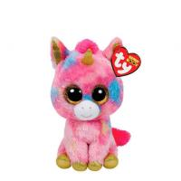TY Beanie Boos Small Fantasia The Unicorn Soft Toy