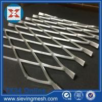 Buy cheap Expanded Steel Diamond Mesh from wholesalers