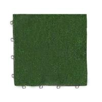 Buy cheap Interlocking Plastic Floor Tiles (As Artificial Turf Backing) from wholesalers
