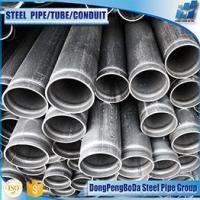 Buy cheap DN20 light thickness bs1387 erw steel tube from Wholesalers