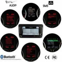 Buy cheap FISCON Bluetooth handsfree for Volkswagen from wholesalers