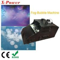 Fog Machine Bubble Blower