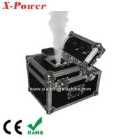 China Flight Case Automatic Fog Machine Look Unique Outdoor Hazer on sale