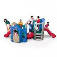 Buy cheap Climbers and Slides 8-in-1 Adjustable Playground from Wholesalers