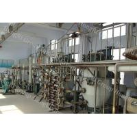 Buy cheap Soybean oil refining machine from Wholesalers