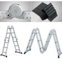 Buy cheap aluminum folding ladder rubber feet from Wholesalers