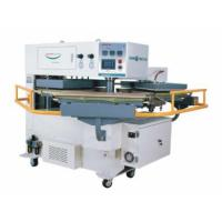Buy cheap CF-2198Cold and hot rotatory top adhesion machine from Wholesalers