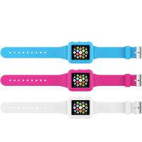 Buy cheap iWatch silicone cover from Wholesalers