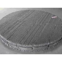 Structured Packing Protruded plate structured packing